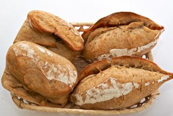 Pann variados de xeito - Panadería Moscoso Moure