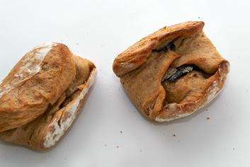 Pan de xeito de sardiñas - Panadería Moscoso Moure