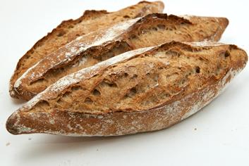 Pan artesán de masa nai - Panadería Moscoso Moure