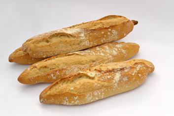 Artesanas de pan blanco - Panadería Moscoso Moure