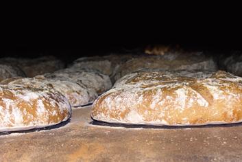 Chapata - Panadería Moscoso Moure