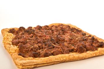 Coca de carne - Panadería Moscoso-Moure