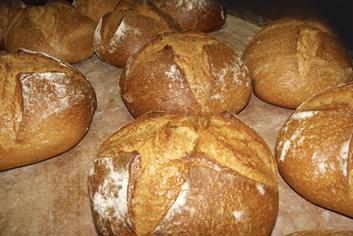 Pan de tomate - Panadería Moscoso Moure