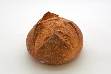 Pan de tomate en detalle - Panadería Moscoso Moure