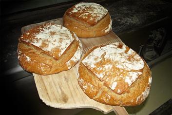 Pan de espelta - Panadería Moscoso Moure