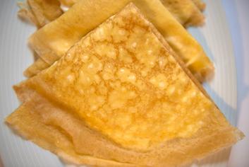 Filloas - Panadería Moscoso Moure