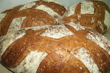 Pan Gran Reserva do Cubelo - Panadería Moscoso Moure
