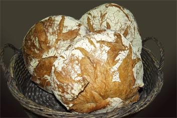 Pan Gran Reserva Tradición galega - Panadería Moscoso Moure