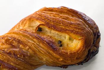 Detalle de lazo - Panadería Moscoso Moure