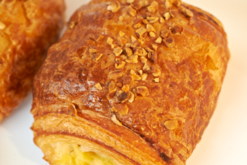 Napolitana de crema - Panadería Moscoso Moure