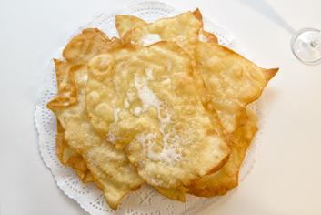Orejas - Panadería Moscoso Moure