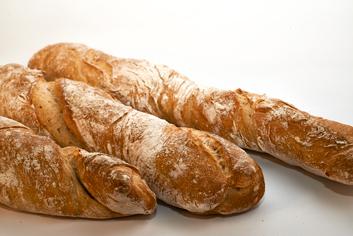 Pan ao peso - Panadería Moscoso Moure