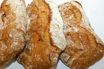 Chapatas ao peso - Panadería Moscoso Moure