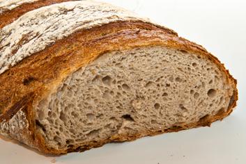 corte de Pan Saúde Branco - Panadería Moscoso Moure