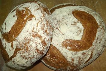 Detalle do pan da moa - Panadería Moscoso Moure