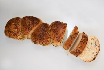Pan de pistachos - Panadería Moscoso Moure