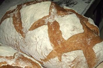 Pan del abuelo - Panadería Moscoso Moure