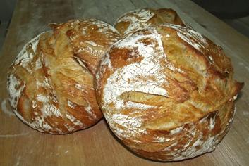 Pan Gran Reserva Branco - Panadería Moscoso Moure