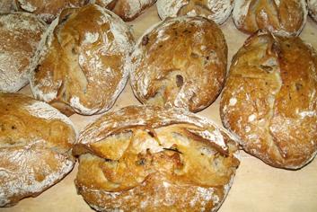 Pan mediterráneo - Panadería Moscoso Moure