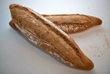 Barras artesanas - Panadería Moscoso Moure