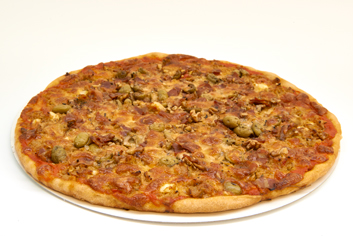 Pizza - Panadería Moscoso Moure