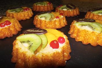 Tartas de frutas - Panadería Moscoso Moure