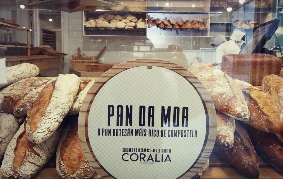 O recoñecemento de Coralia, entre os nosos pans artesáns