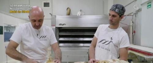Captura do programa da Televisión de Galicia Xente con oficio